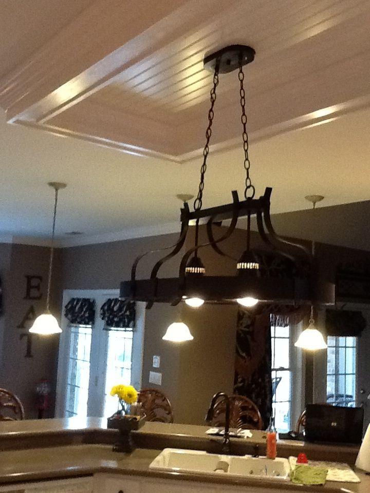 Kitchen Lighting Box Ceiling Novocom Top