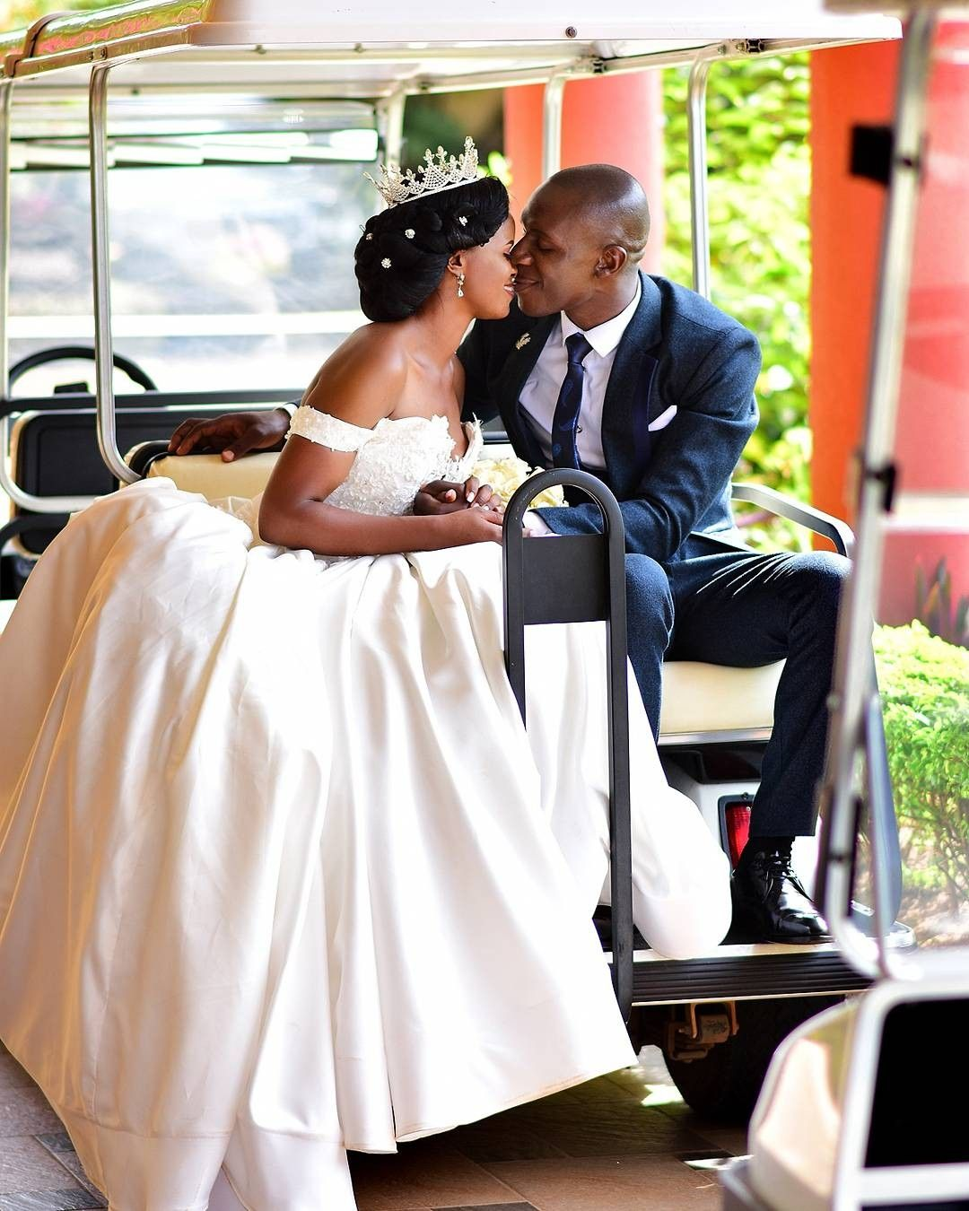 Wedding Hairstyles In Uganda: Pin On Ugandan Weddings