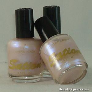 Sation 77 Cotton Candy Nail Polish Lacquer