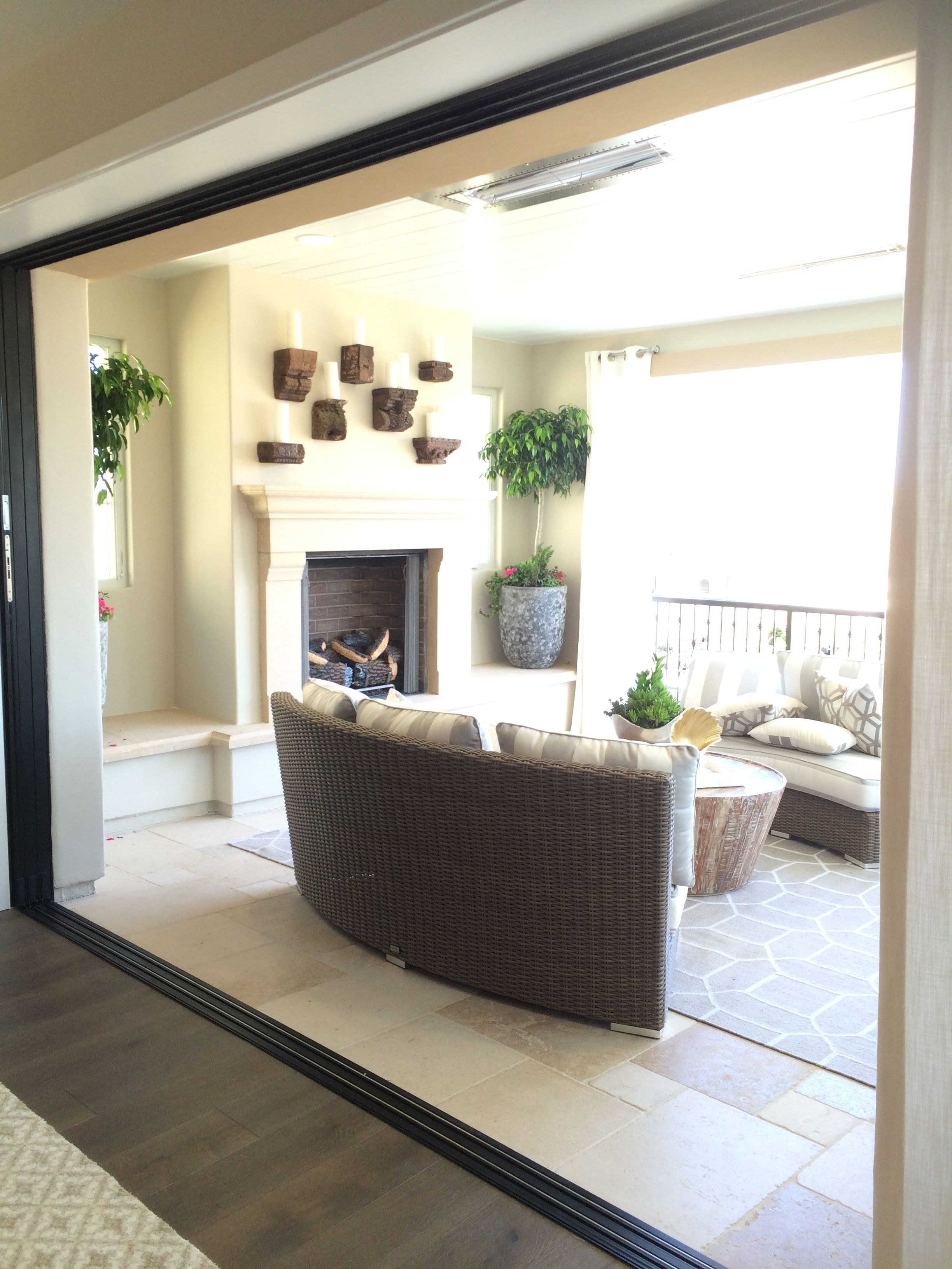Patio Room Right Of Master Bedroom Can T Beat This Patio Room California Room Sunroom Remodel