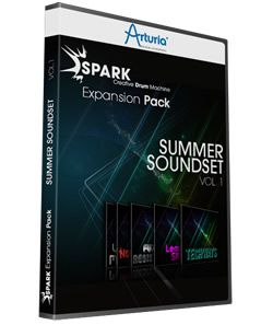 Free Download Summer Soundset Vol 1 Sample Pack for Spark by Arturia