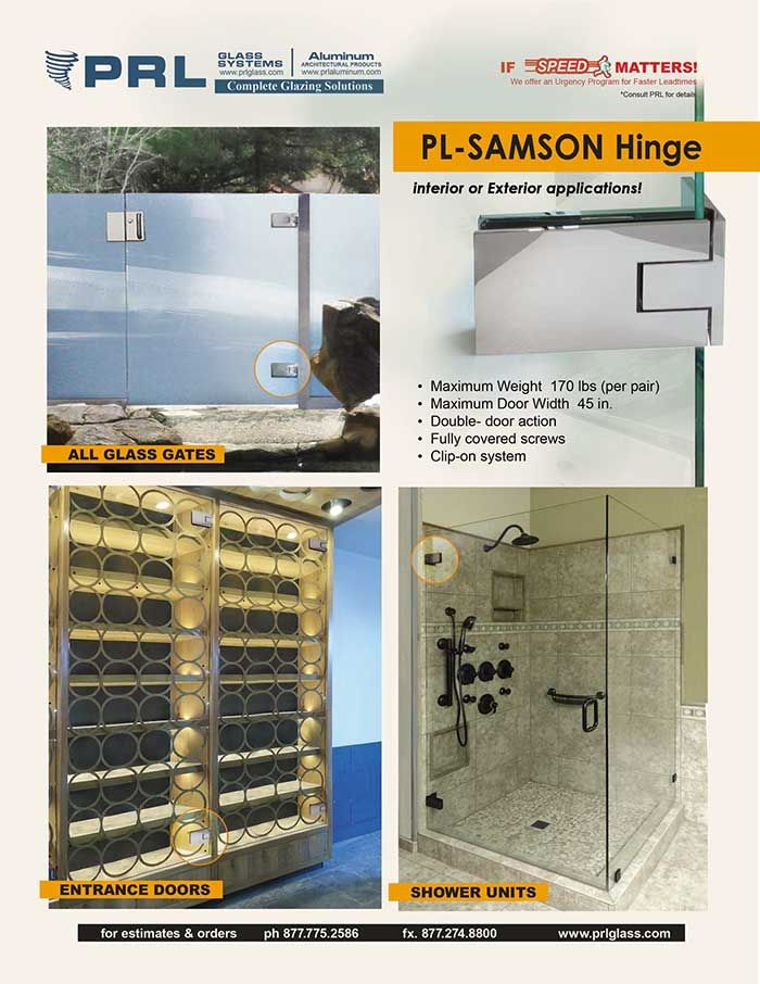 The Samson Heavy Duty Hinge Is Design For Large Doors A Set Of Two