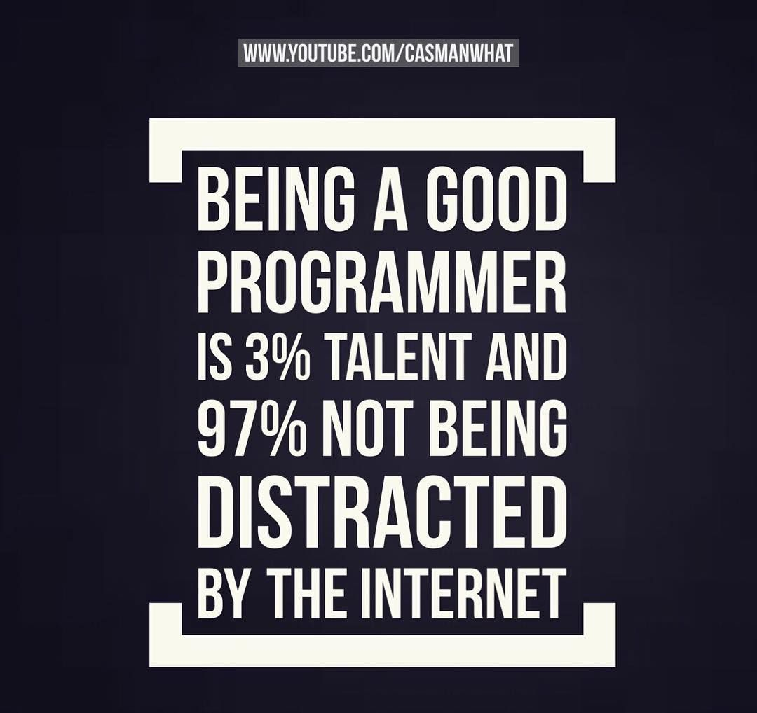 Something we loved from Instagram! and now you know exactly what to do... yezzir  in one of the next few episodes of Programmer Tip$ i'm gonna touch on the topic of what are the qualities of a good programmer. Stay tuned to the link in the description homies.  let's get it!!!  by casmanwhat Check us out http://bit.ly/1KyLetq