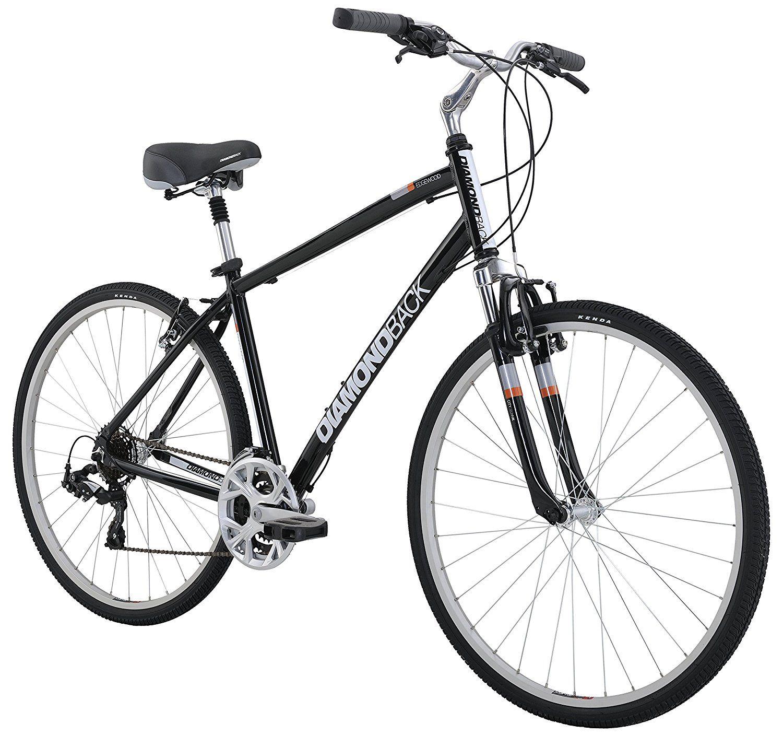 Diamondback Bicycles 2020 Edgewood Complete Hybrid Bike With