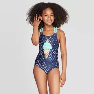 Target Girls Swimsuits