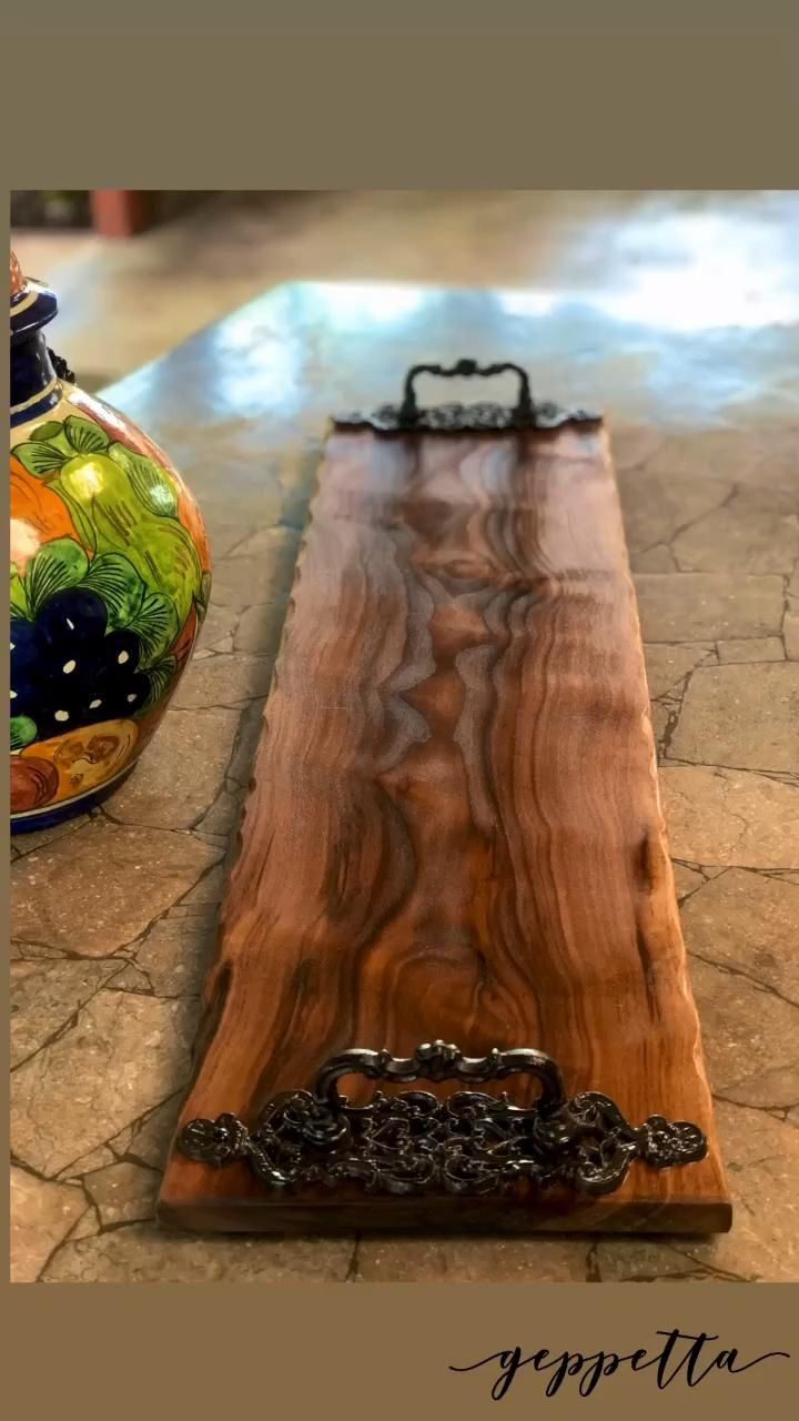 Geppetta Boards- Handmade Wooden Charcuterie and C