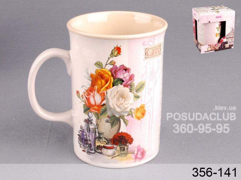 Артикул: 356-141 Чашка розы 300мл Цена и наличие: http://posudaclub.kiev.ua/012/20663-chashka-rozy-300-ml.html