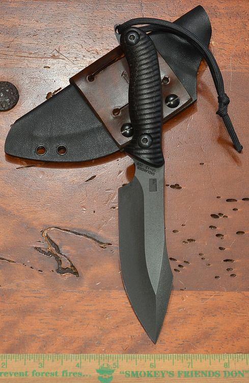 BEADED & MOOSEHAIR EMBROIDERED SHEATH & KNIFE