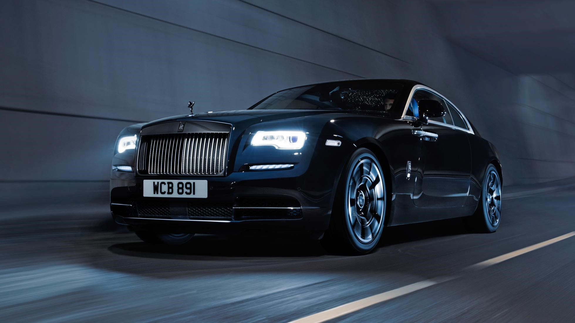 Forex Rolls Royce Releases Powerful Black Badge Models British Car