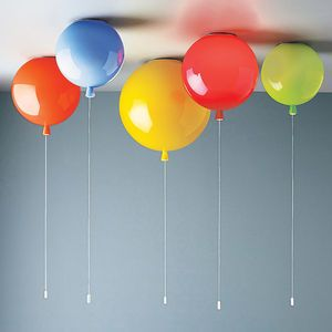 Memory Balloon Ceiling Light Gifts For Children