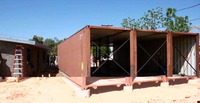Strange Upcycle Living Arizona Phoenix Addition Container Home Home Remodeling Inspirations Propsscottssportslandcom