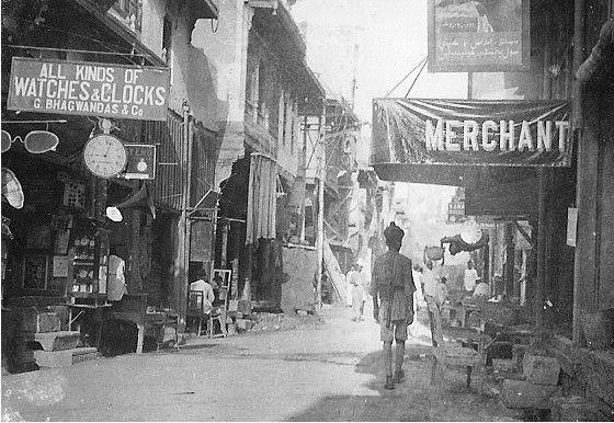 Old and rare Photos of Karachi