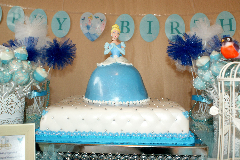Cinderella Birthday Cake Cake Ideas Pinterest Birthday Cakes