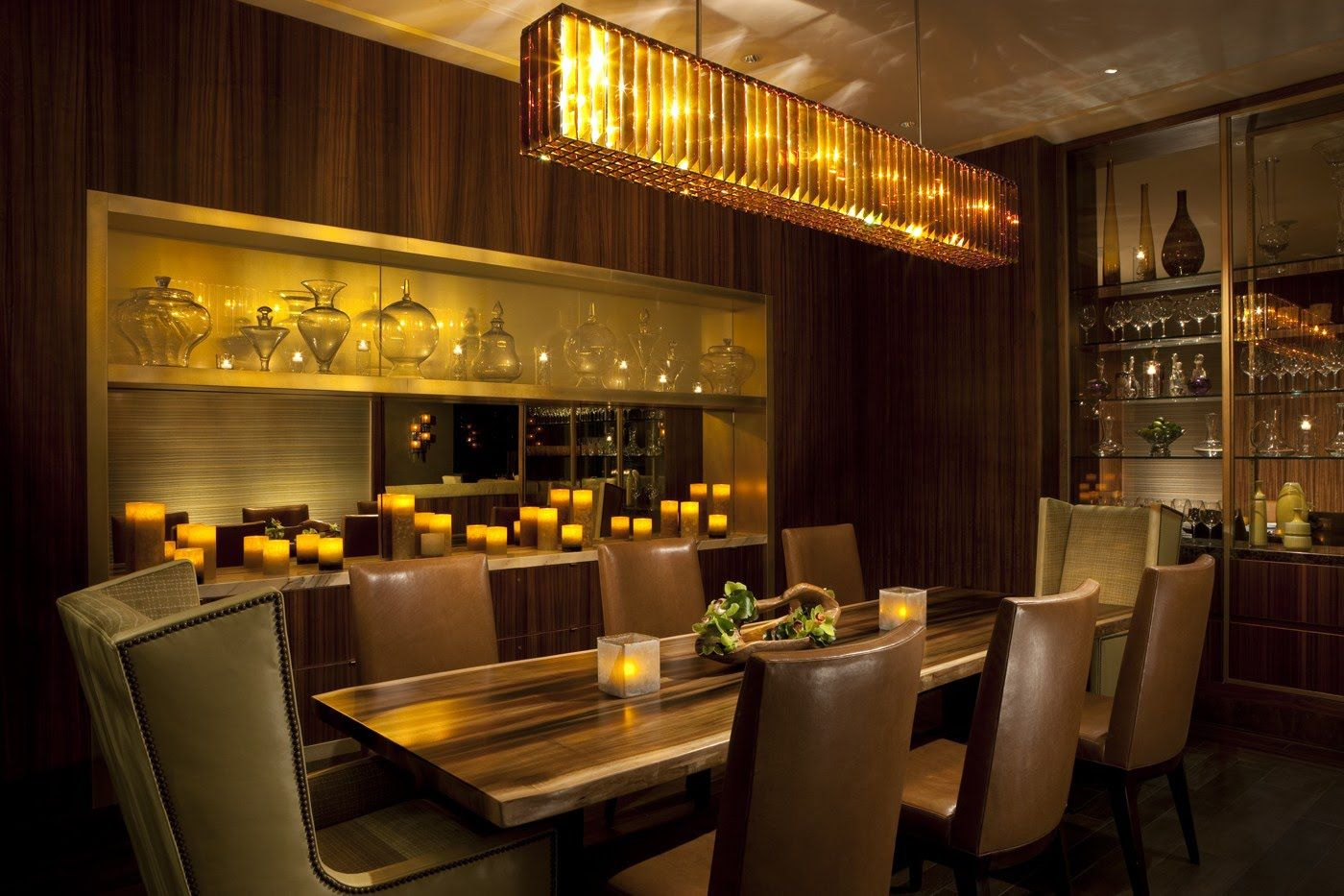 Built in buffet | Eatery Private Room - Inspiration | Pinterest