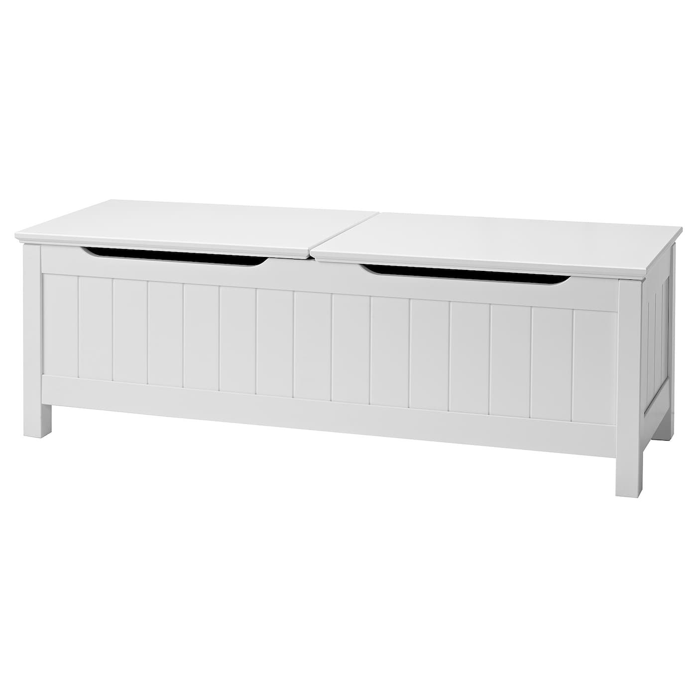 Ikea Undredal Storage Bench White Storage Bench Ikea Storage