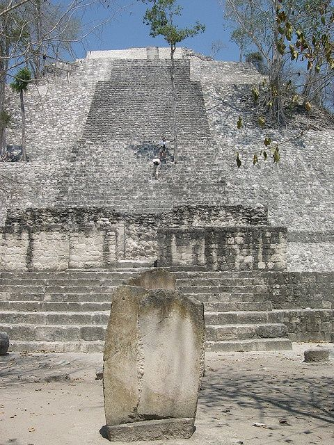 Calakmul in Campeche, Mexico