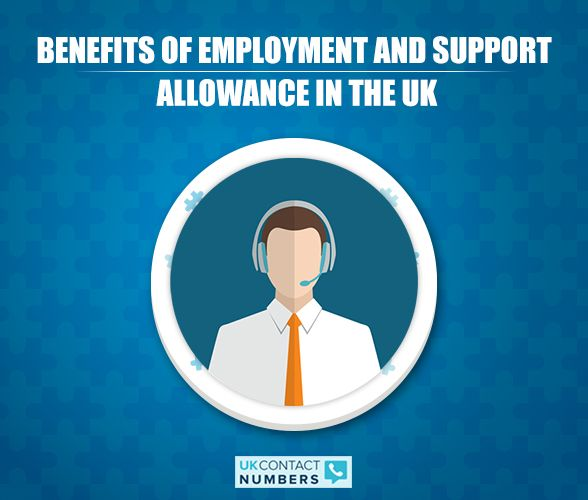 Benefits of Employment and Support Allowance (ESA) in the