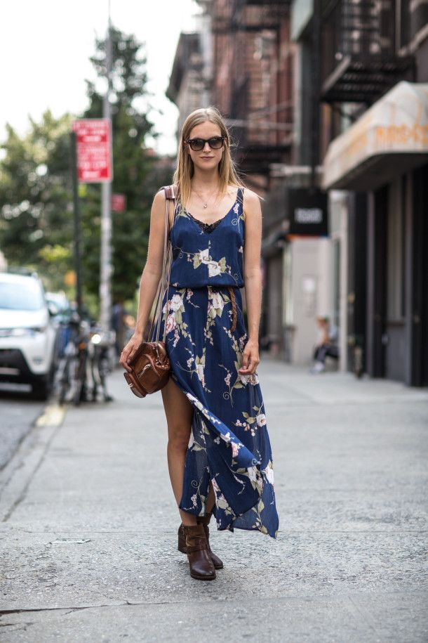 How to Wear Boots with Dress and Look Fab