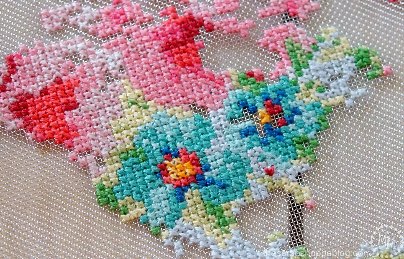 Make a framed floral cross-stitch map on new stitchable mesh from DMC! This is a sponsored post on behalf of DMC. As always, all opinions are my own. Cross-stitch was the first craft I can remember my mom teaching me when I was young. It was fun and a great way to pass the time, [...]