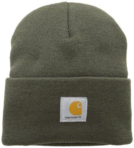 3df292c8dd8 Carhartt Men s Acrylic Watch Hat
