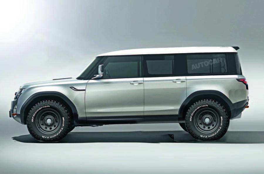Land Rover Defender New Land Rover Defender Land Rover Defender Land Rover