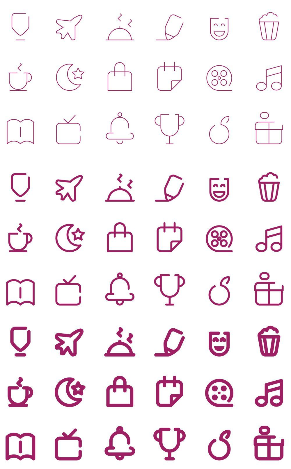 Free Vector Icons Free Icons Interface design, User