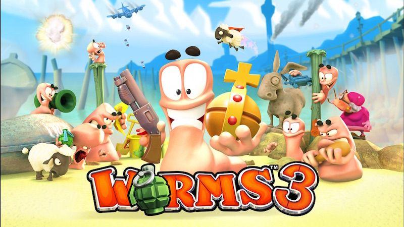 worms gratis para iphone