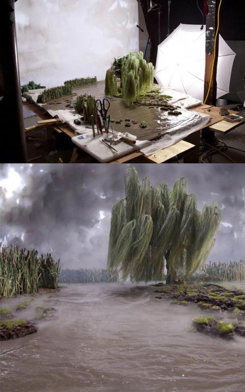 A Behind-the-Scenes Glimpse of Matthew Albaneses Magical Miniature Worlds