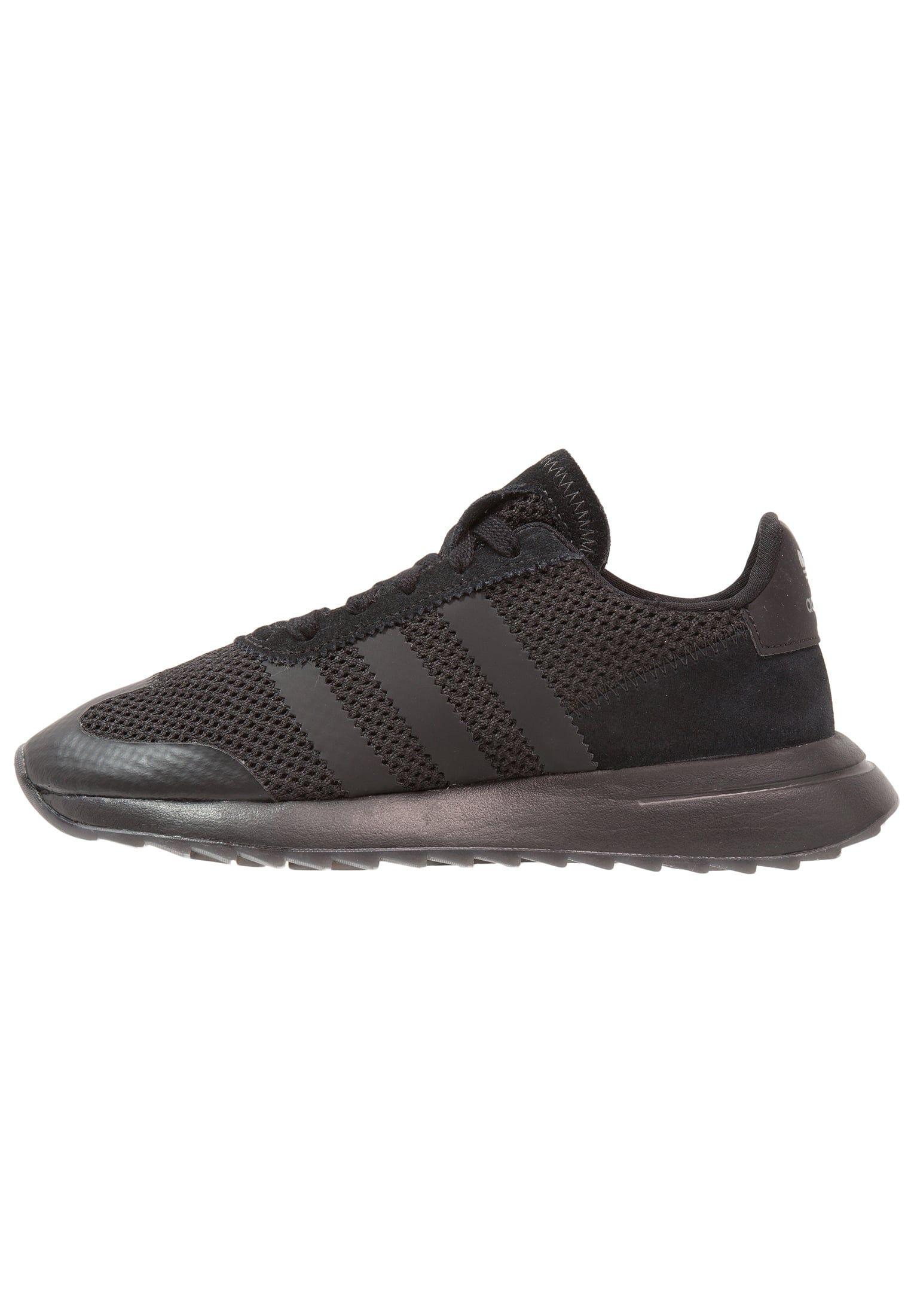 Entender mal Departamento Hacer  adidas Originals FLASHBACK - Baskets basses - core black/utility black -  ZALANDO.BE | Zapatillas bajitas, Zapatillas mujer, Tipos de zapatillas