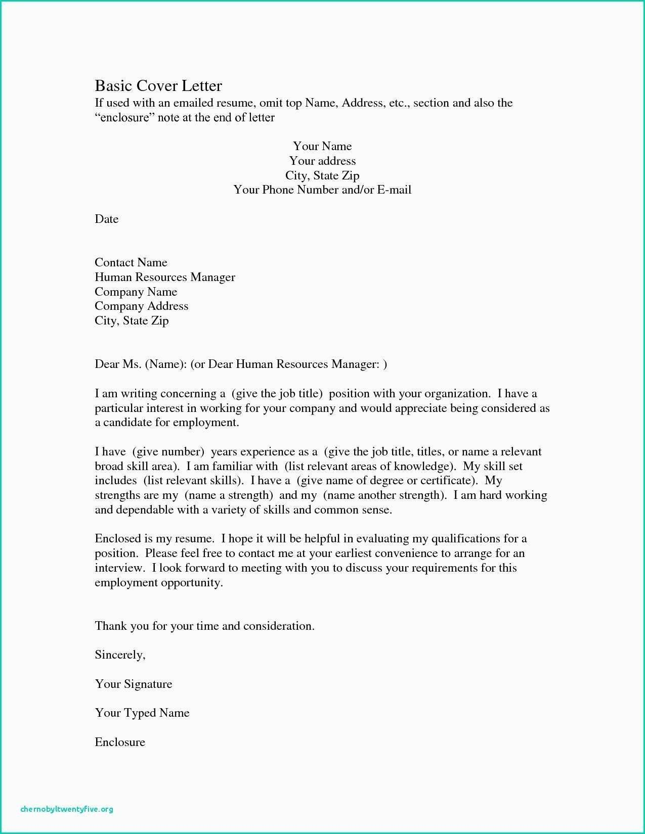 When Creating Your Resume You Should Beautiful Job Requirement Letter Job Cover Letter Cover Letter For Resume Basic Cover Letter