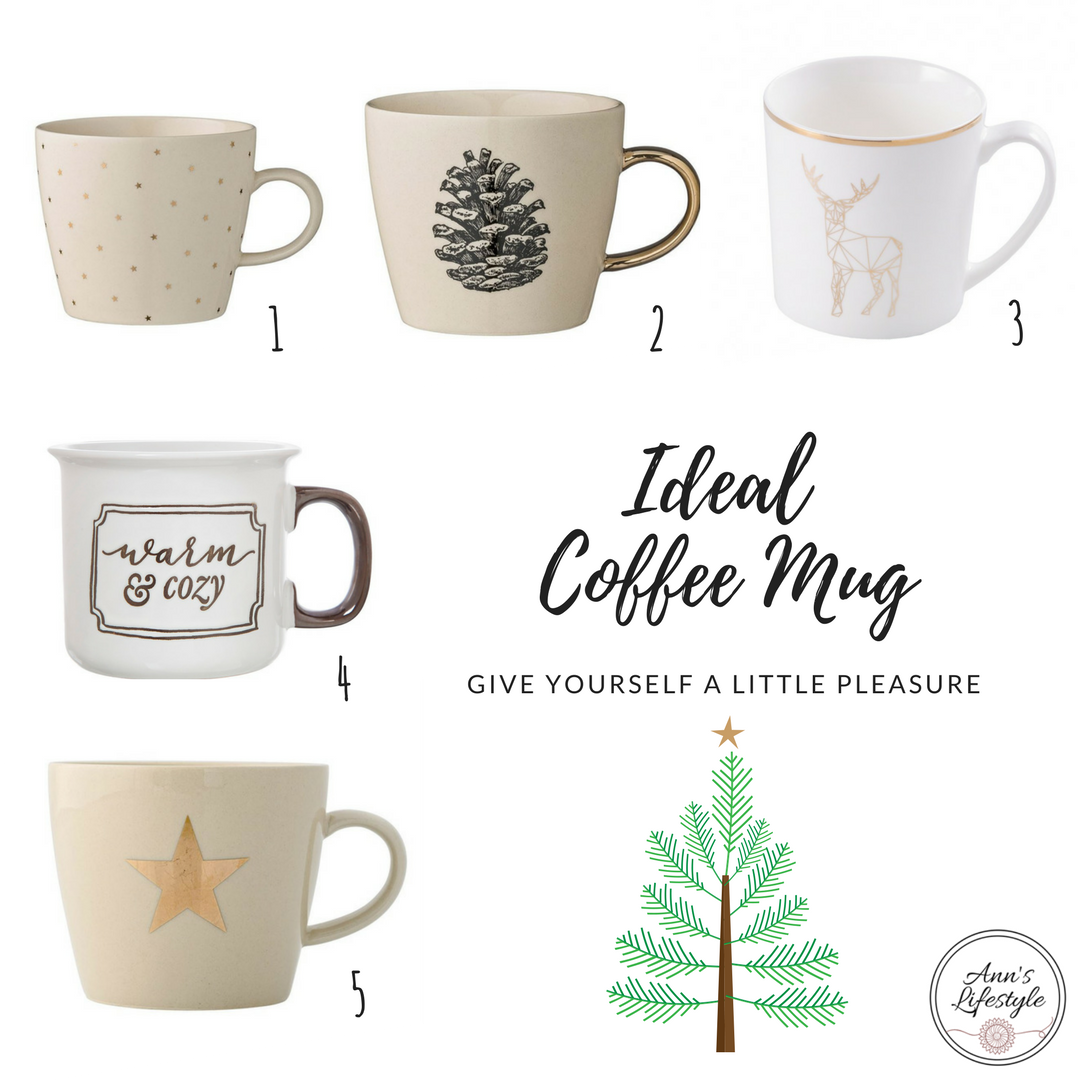 I Love Coffee And I Need Special Coffee Mug How About You 1 2 And 5 Are From Bloomingville Number 3 From Home You And Christmas Mugs Mugs I Love Coffee