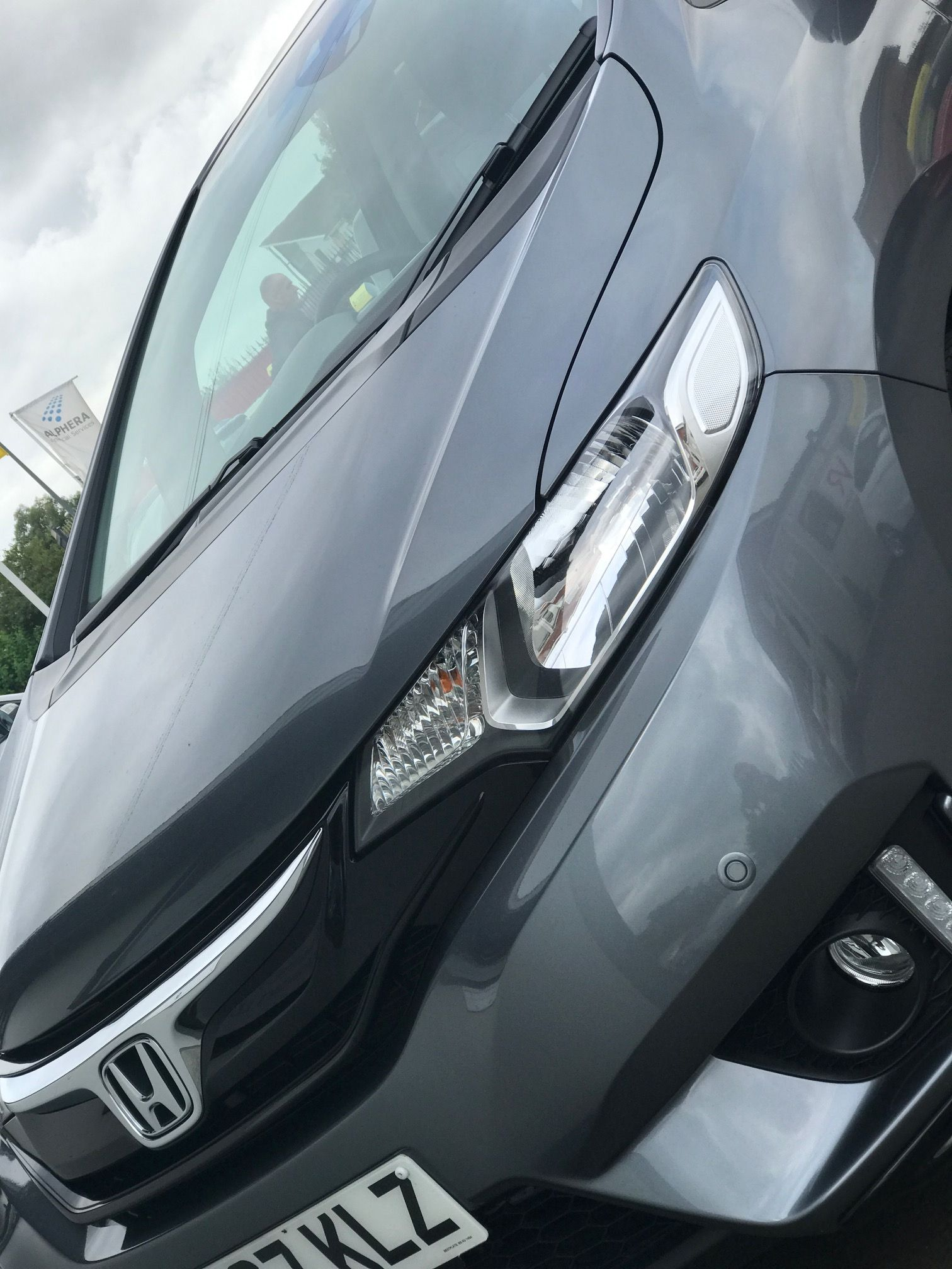 The Honda Jazz carleasing deal One of the many cars and