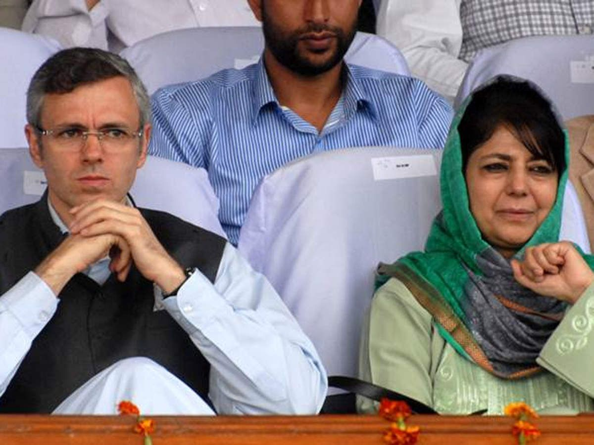 Omar Abdullah, Mehbooba Mufti congratulate Satya Pal Malik