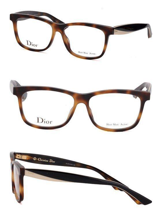 7fb61fe75a Christian Dior Women s Eyewear Frames CD 3290 54 mm Havana Ivory Black LWG   apparel  eyewear  christiandior  prescription eyewear frames  shops  women    ...