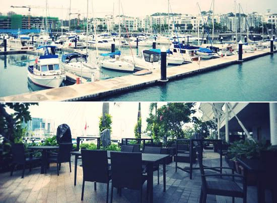 Keppel Island Singapore Restaurants