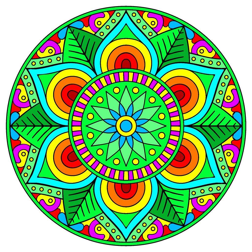 Pin by Mary Schmitz on mandala coloring Mandala art