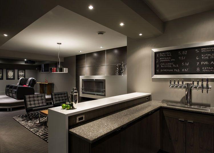 59 Cool Basement Bar Design Ideas 2020 Guide In 2020 Modern