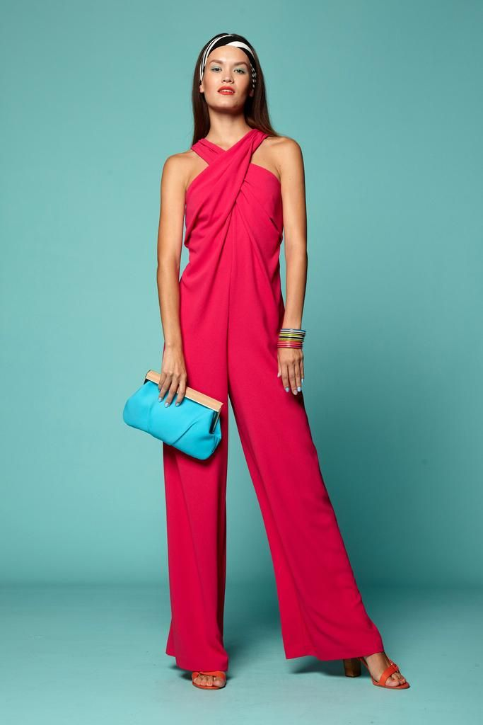 Trina Turk Spring 2015 Ready-to-Wear - Collection - Gallery - Look 1 - Style.com
