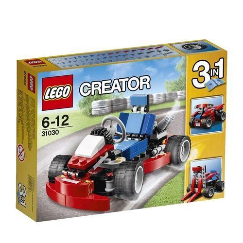 Lego Creator Kart Rojo