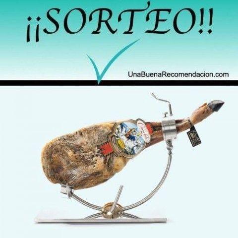 Sorteo Paletilla Iberica De Bellota Sorteo Paleta Iberica