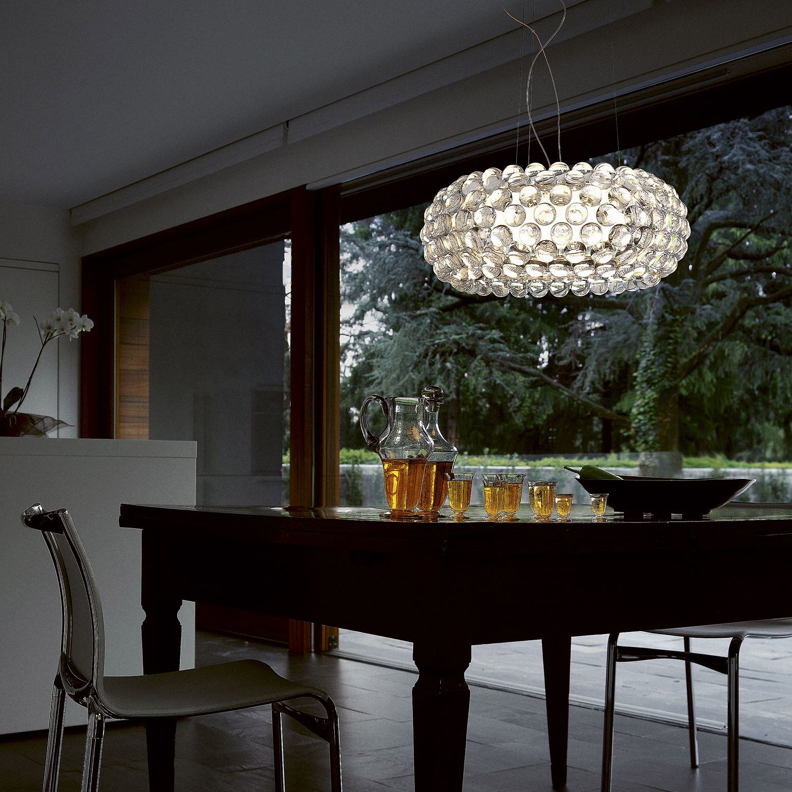 Caboche Grande Suspension Modern Home Design For Luxury Houses Dining Room Lighting