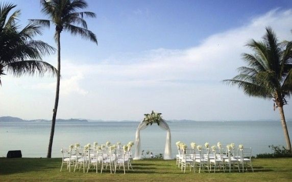 5 Wedding Venues Ideal For Private Weddings In Thailand