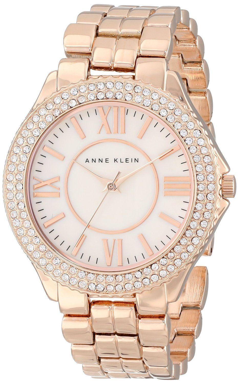 Womenus watches best gold watches for women anne klein womenus ak