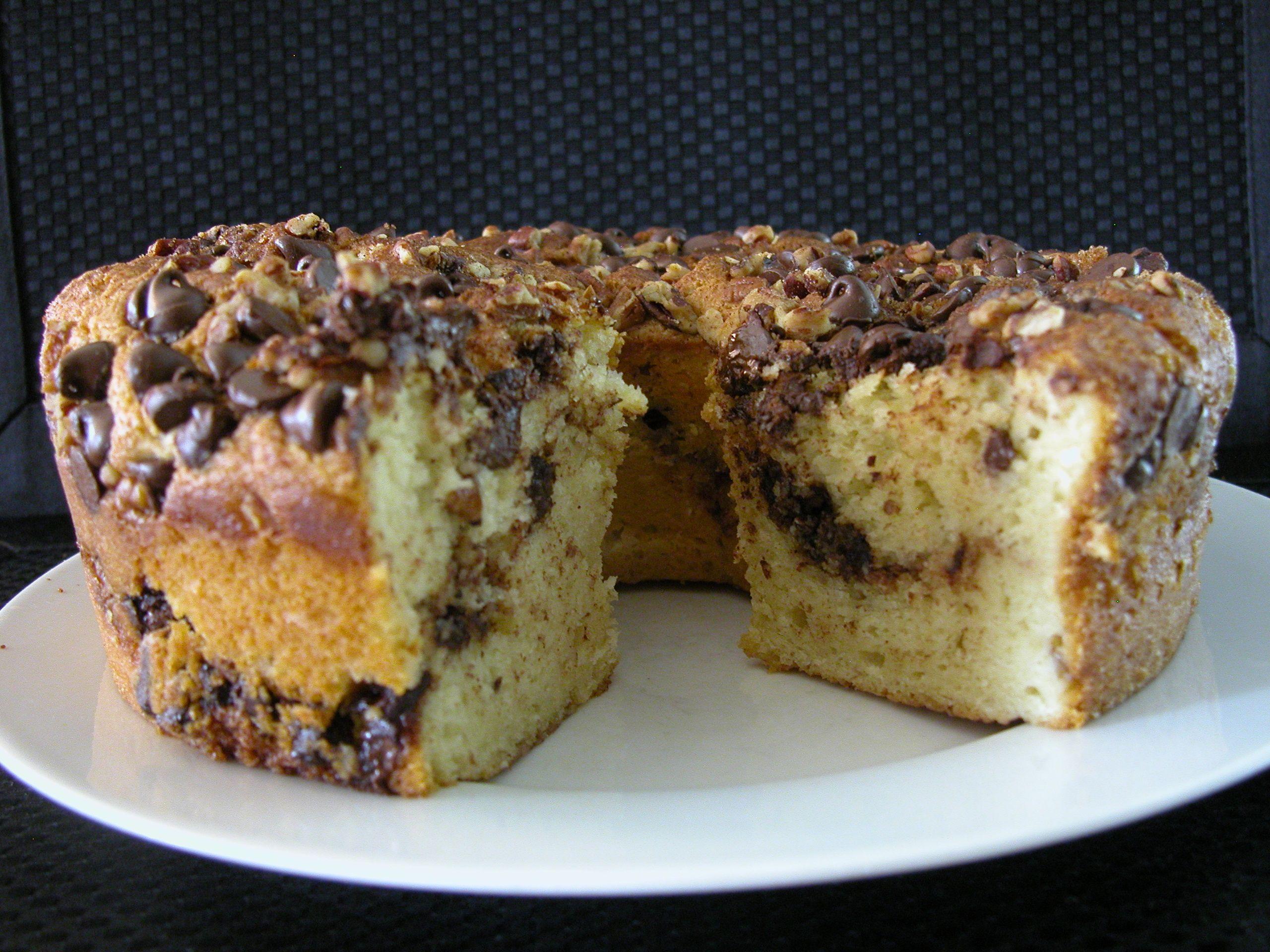 Julia Child Coffee Cake Recipe