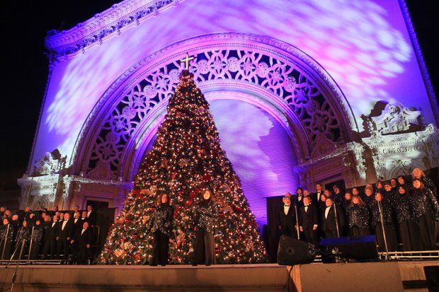 10 things to do on Christmas Day   December nights balboa park, Holidays and events, Christmas ...