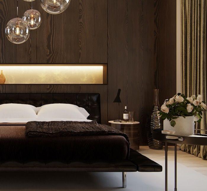 ▷ 1001 + Ideen, wie Sie das Schlafzimmer gestalten Traumhaftes - schlafzimmer wand ideen