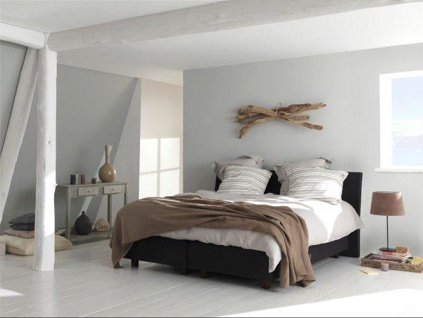 Interieurideeën | slaapkamer - mooie takken boven het bed Door ...