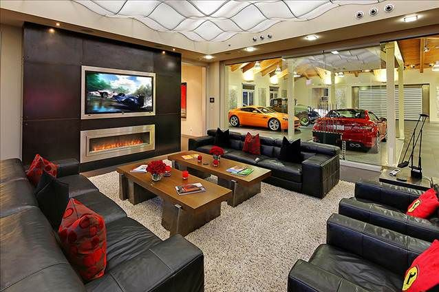 Relaxing recreational room ideas  pictures interior design mancave product basement spaces coffe table wallart bedroom rugs shelves beds also rh pinterest