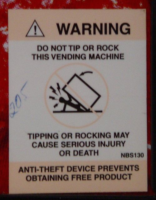 101 Real Dumb Warning Labels | 20 Ridiculously Stupid ...