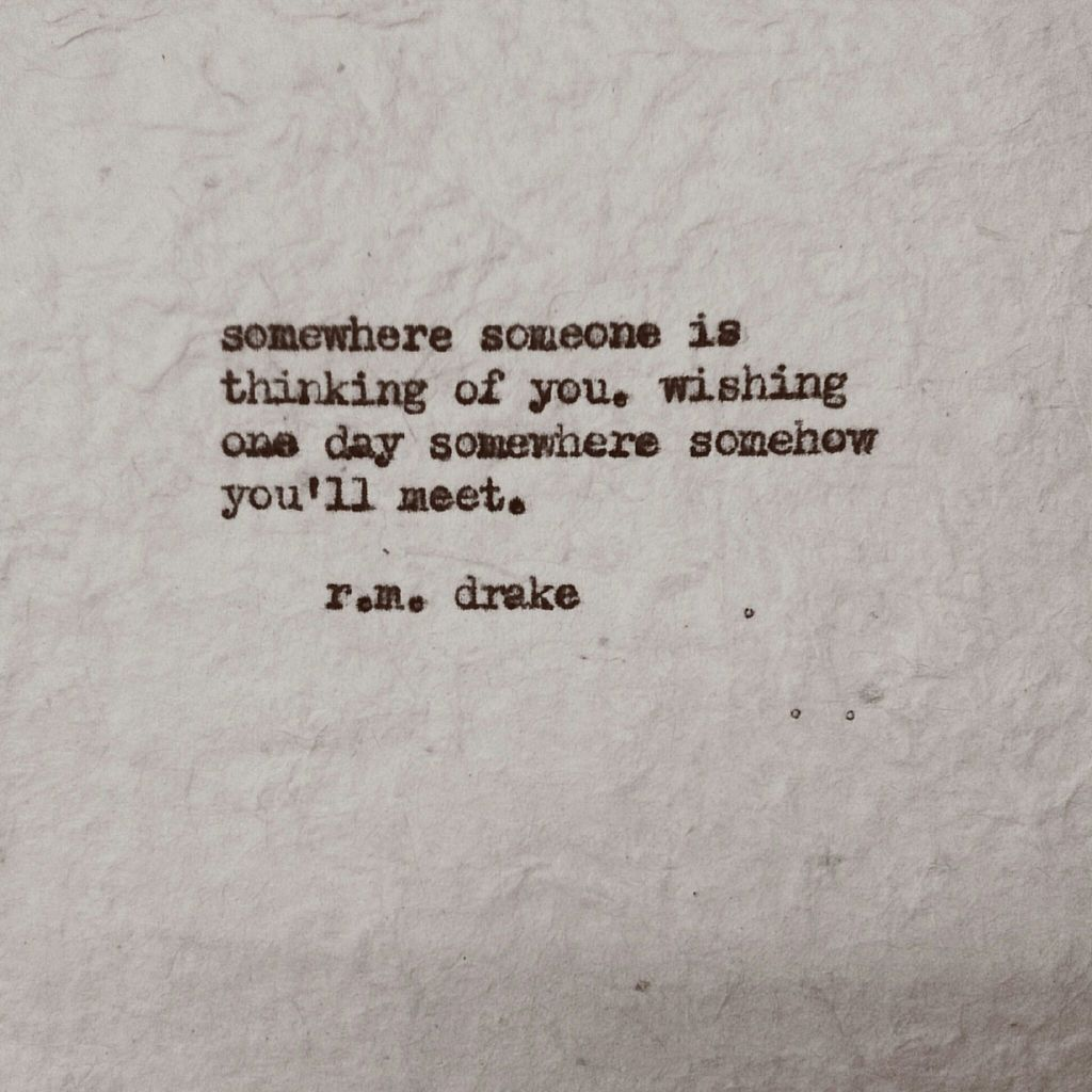 Wishing by r.m. drake